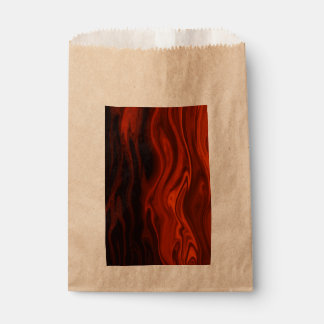 Liquid Fire by Shirley Taylor Favour Bag
