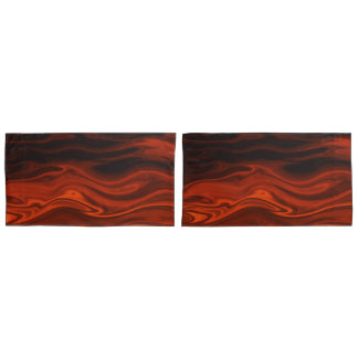 Liquid Fire by Shirley Taylor Pillowcase