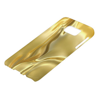 liquid gold background samsung galaxy s7 case