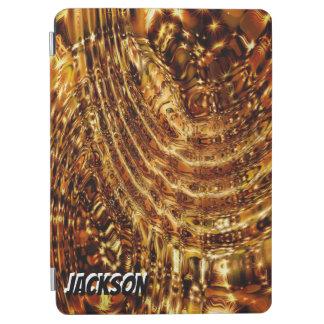 Liquid Gold iPad Air Cover