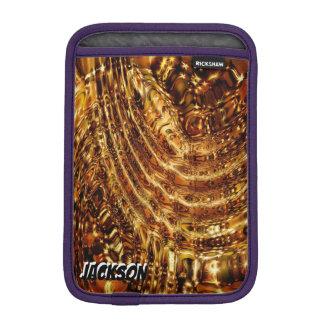 Liquid Gold iPad Mini Sleeve