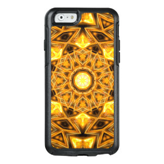 Liquid Gold Mandala OtterBox iPhone 6/6s Case