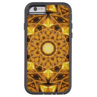 Liquid Gold Mandala Tough Xtreme iPhone 6 Case