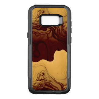 Liquid Gold OtterBox Commuter Samsung Galaxy S8+ Case