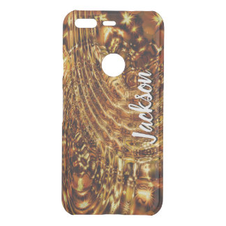 Liquid Gold Uncommon Google Pixel Case