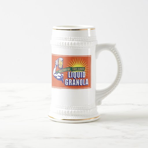Liquid Granola, Nectar of the Gods Mugs