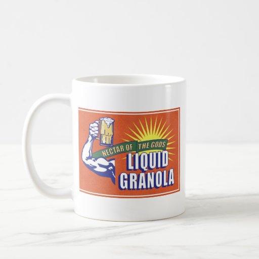 Liquid Granola, Nectar of the Gods Mug