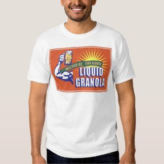 Liquid Granola, Nectar of the Gods Tshirt