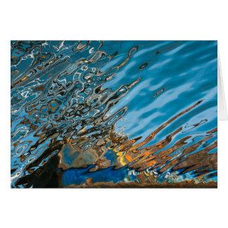 Liquid Life Wellfleet Fishing Vessel Blank Card