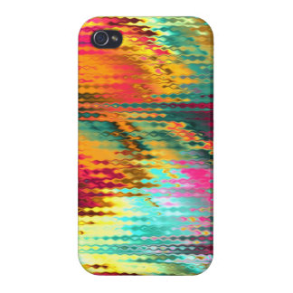 Liquid Rainbow Case For iPhone 4