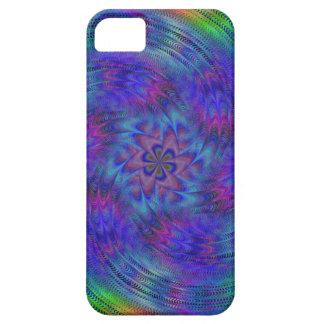 Liquid rainbow iPhone 5 case