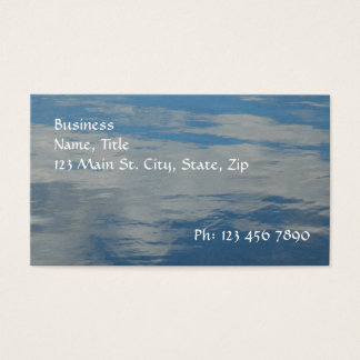 Liquid Sky Business Card