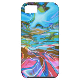 Liquid Texture Case For The iPhone 5