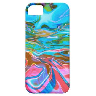 Liquid Texture iPhone 5 Cover