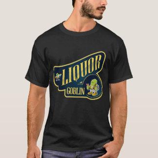 Liquor Goblin Fantasy Bartender Mixologist T-Shirt