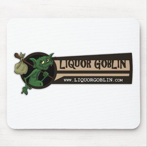 Liquor Goblin Mousepad