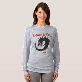 Liquor & Lust Long Sleeve T-Shirt