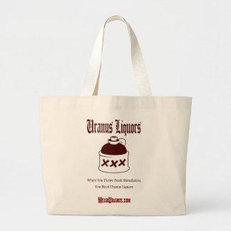 Liquor Store Canvas Bag