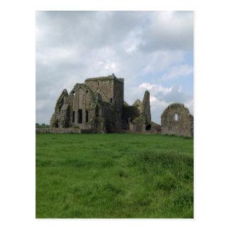 L'Irlandais d'abbaye de l'Irlande Hore ruine la Cartes Postales
