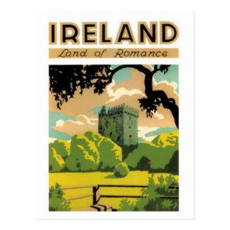 L'Irlande vintage - Cartes Postales