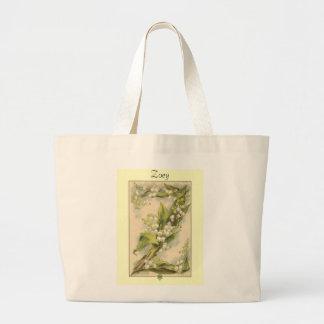 Lis de l'alphabet Z de fleur de Catherine Klein de Grand Sac
