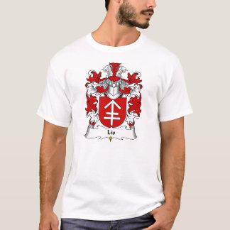 Lis Family Crest T-Shirt
