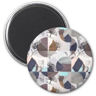 Lisa 2 Inch Round Magnet