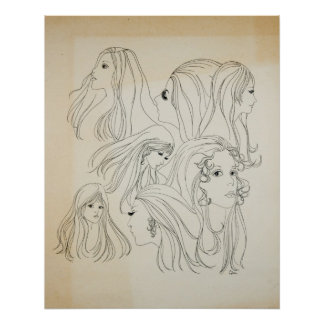Lisa Schendel # 15 (Unfinished) Posters