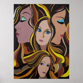 Lisa Schendel #7 Poster