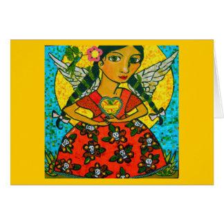 lisa's angel card