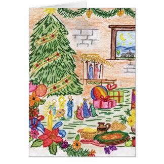 Lisbeth Christmas Card