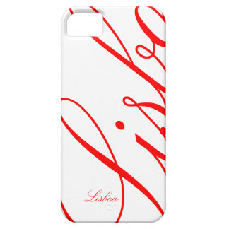 Lisboa - beautiful iPhone 5 Case