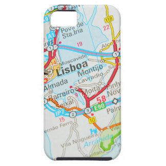 Lisboa, Lisbon, Portugal iPhone 5 Case