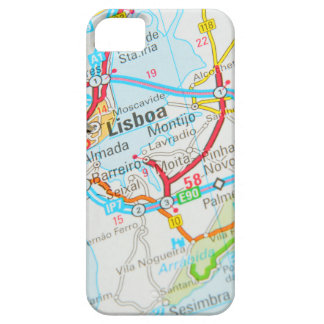 Lisboa, Lisbon, Portugal iPhone 5 Cover
