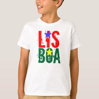 LISBOA (LISBON) Tagless ComfortSoft® T-Shirt