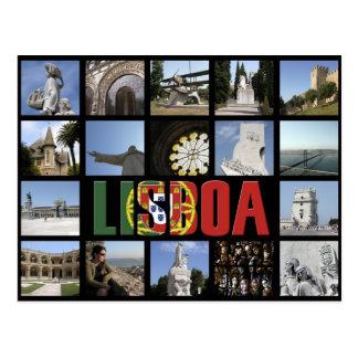 Lisboa Postcard