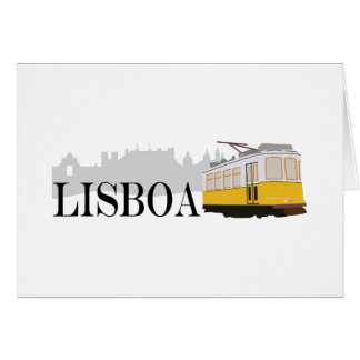 Lisboa Tram Card