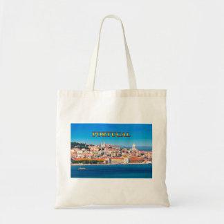 Lisbon 002D Tote Bag