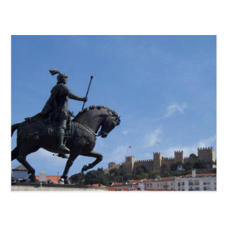 Lisbon 1 postcard