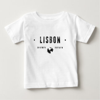 Lisbon Baby T-Shirt