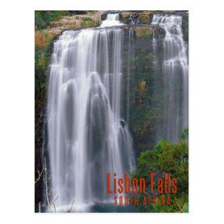 Lisbon Falls, South Africa Postcard
