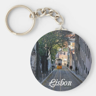 Lisbon Keychain
