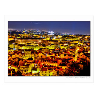 Lisbon Lovers 001 Postcard