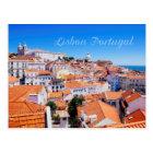 Lisbon Portugal Postcard