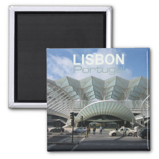 Lisbon Portugal Travel Souvenir Fridge Magnets