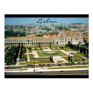 lisbon postcard