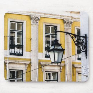 Lisbon Street Lamp Mouse Mats