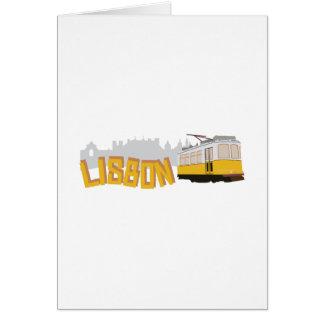 Lisbon Tram Card