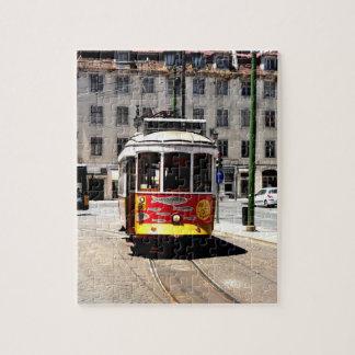 Lisbon Tram Puzzle