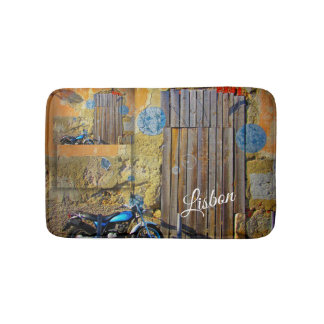 Lisbon Travel Collection Bath Mat